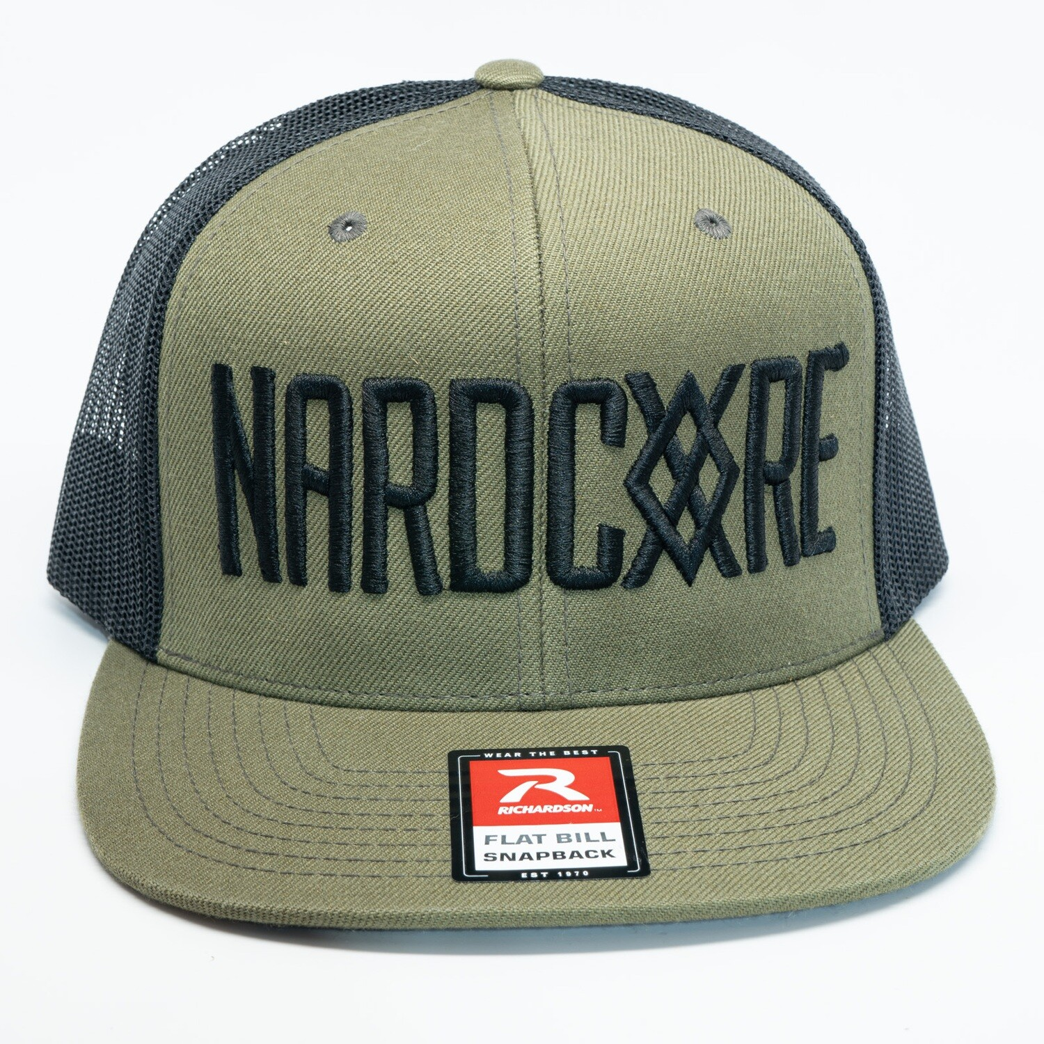 Nardcore Trucker Hat - Limited Richardson