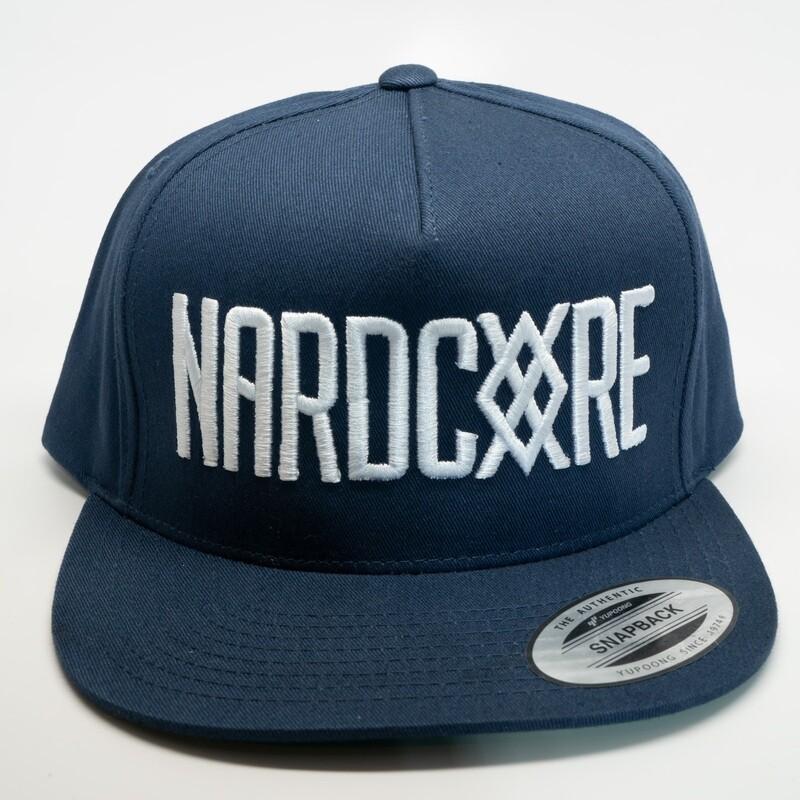 Nardcore Snapback Hat