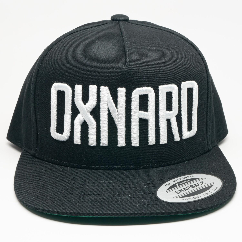 Oxnard Block Snapback Hat