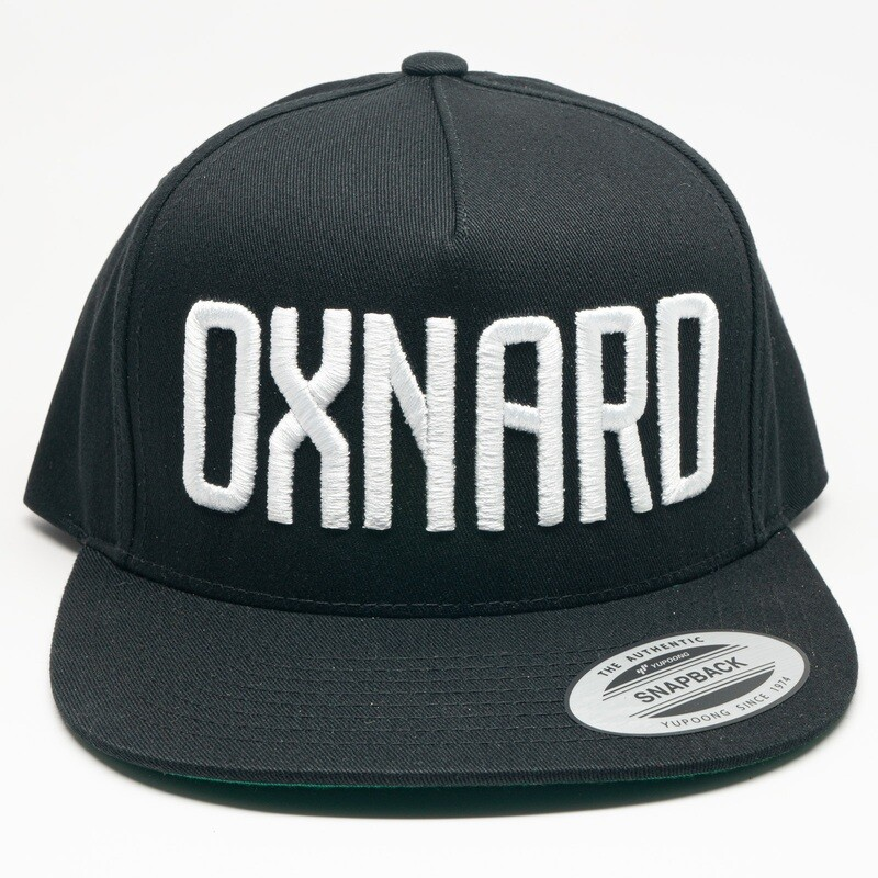 Oxnard Block Snapback Hat