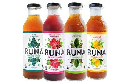 Runa Tea - Assortment - 12pack
