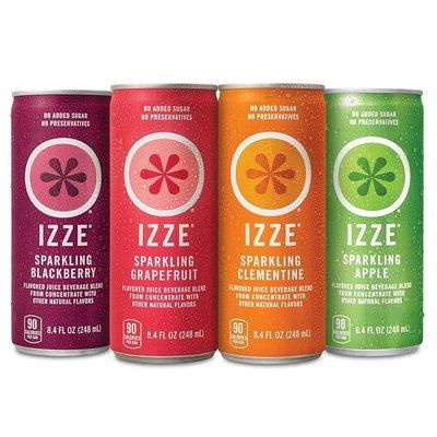 Izze Sparkling Waters / Sodas