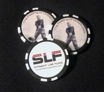 Moe Norman Poker Chip - 3 Pack