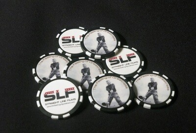 Moe Norman Poker Chip - 8 Pack