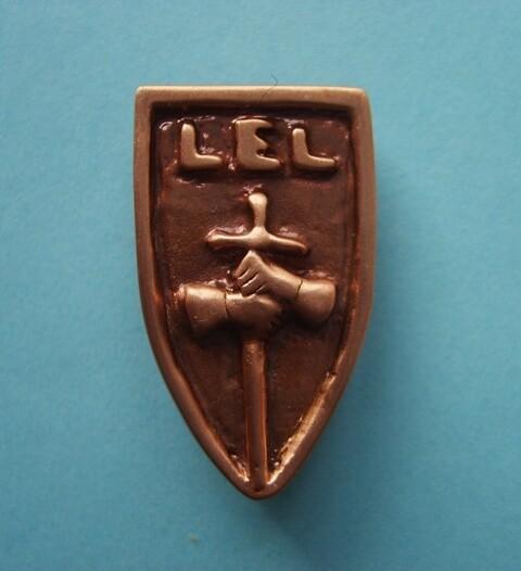 League of Empire Loyalists badge