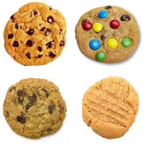 Cookies  / €1,85ea