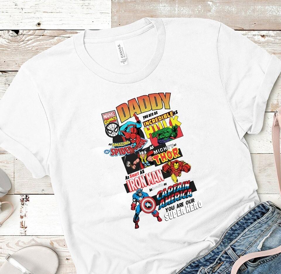 Daddy SuperHero 2