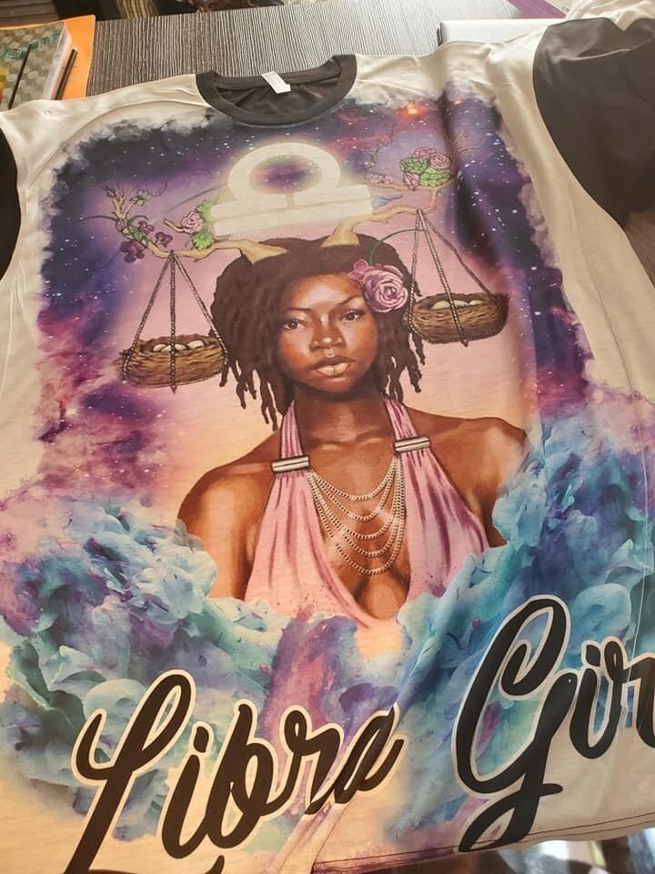 Zodiac shirts