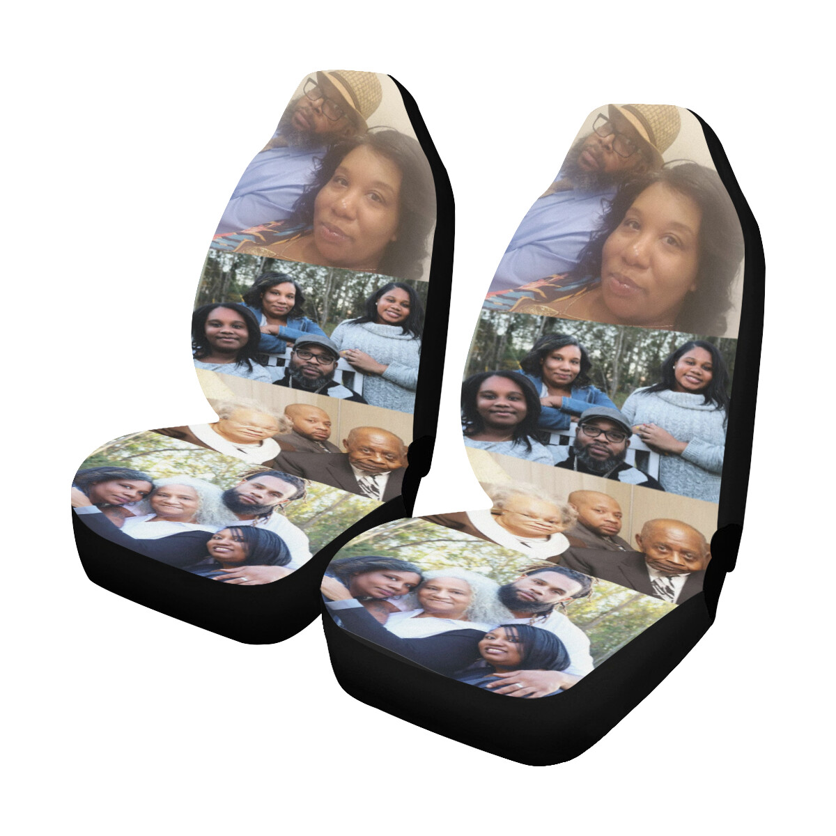 Car Seat Covers Whole Seat (Set of 2)