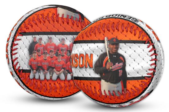 Personalized Reg Personalized  Baseball