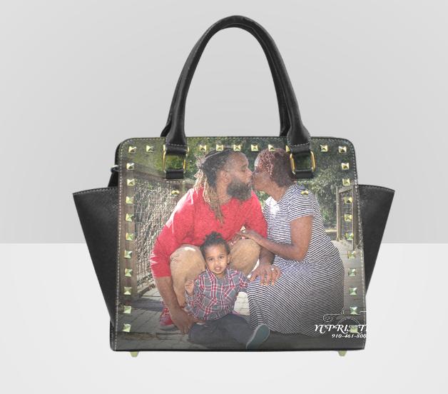 Personalized Shoulder Handbag
