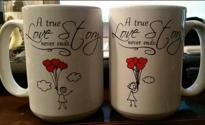 11oz Personalized Photo Mug