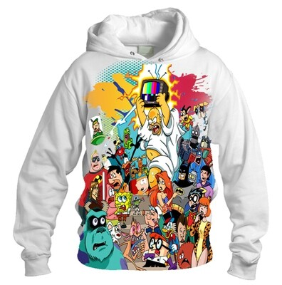 PERSONALIZED 3D HOODIES👕