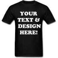 WHITE Create a shirt