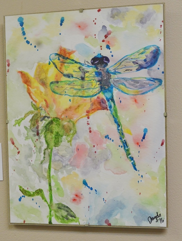 "Dragonfly ""Untitled"""