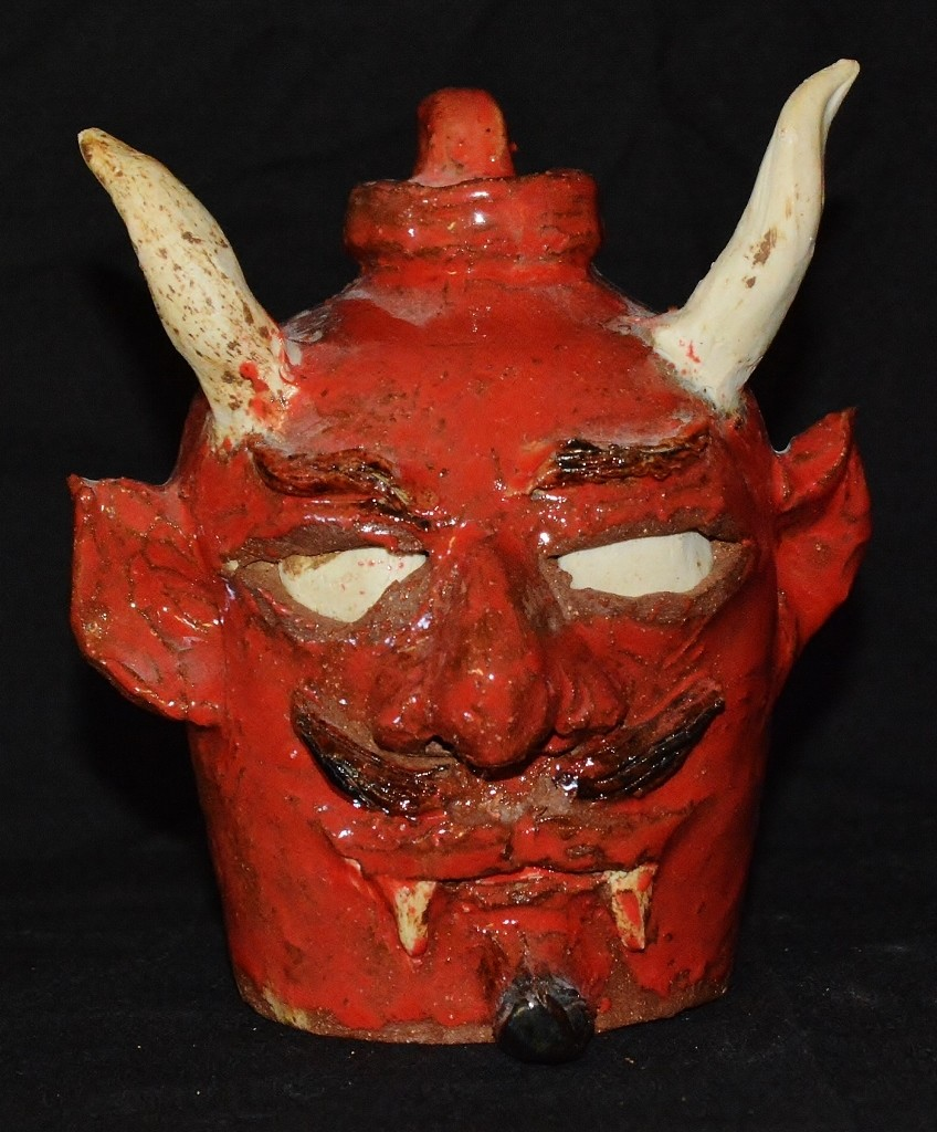 Red Devil Jug