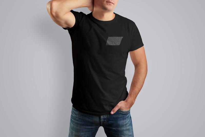 Herr T-shirt Svart