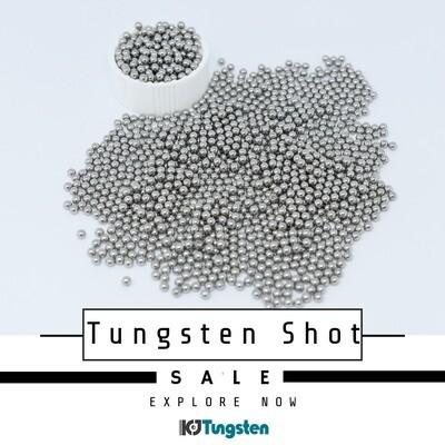 Tungsten Super Shot(TSS)4.10mm-6.86mm