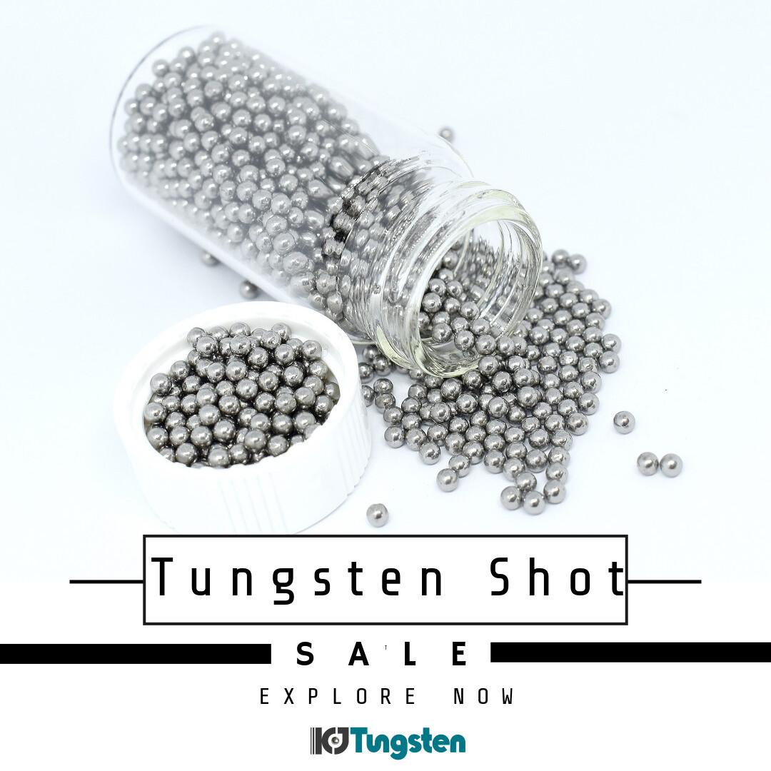 Tungsten Super Shot(TSS) #8,#7.5