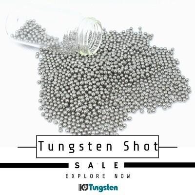 Tungsten Super 18 Shot (TSS) 7.4mm-9.70mm