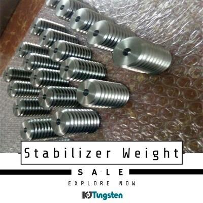 11oz. Tungsten Stabilizer Weight for Archery