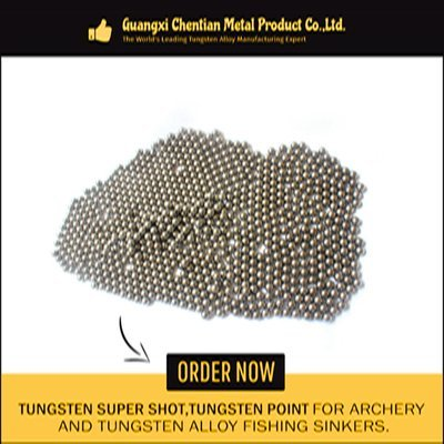 Tungsten Super Shot(TSS) #8,#7.5