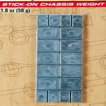 Tungsten Weights Pinewood Derby Car