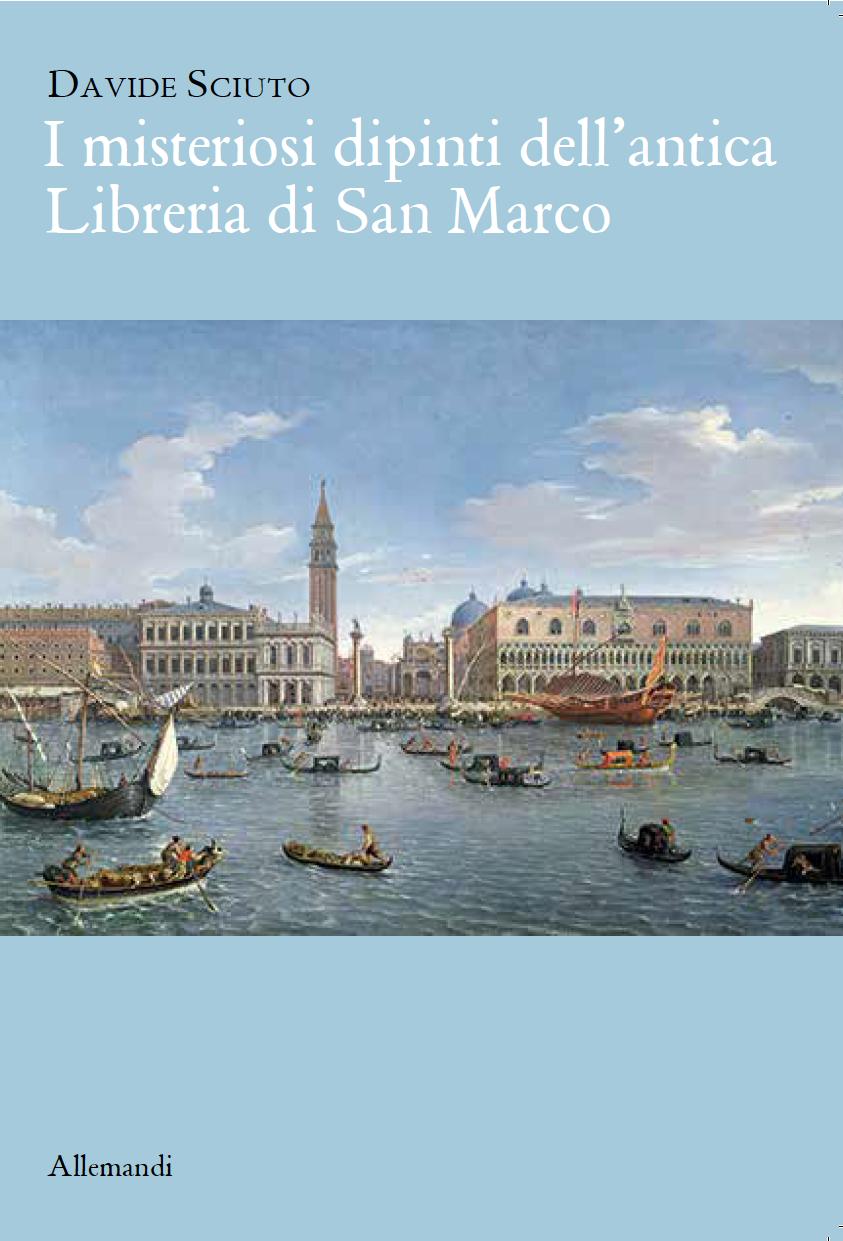 I misteriosi dipinti dell'antica Libreria di San Marco 00000