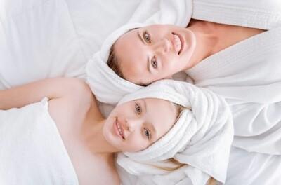 soin du visage  PARENT/ENFANT (30 minute )