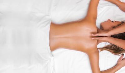 bon cadeau massage de 60 min au choix.