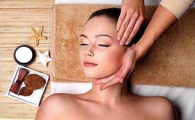 Soin massage du visage de 60 min