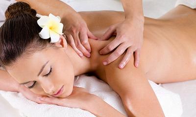 Le massage Thaïlandais aux Huiles 60 min