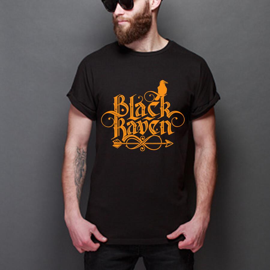 BR Black Tee