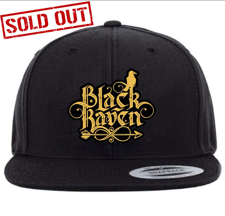 BR Gold Cap - SOLD OUT
