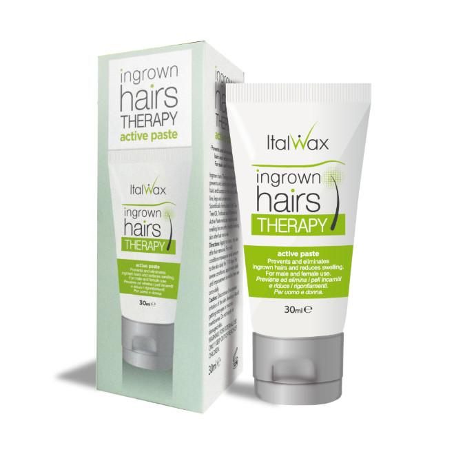 ITALWAX Активная паста против вросших волос, 30мл