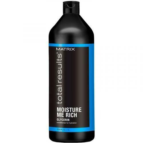 Matrix - Кондиционер Moisture Me Rich для увлажнения волос, 1000мл