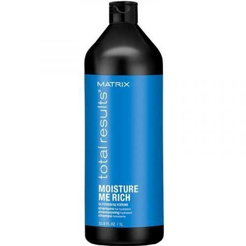 Шампунь MATRIX Total Results Moisture Me Rich для увлажения сухих волос, 1000 мл