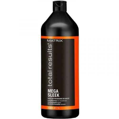 Matrix - Кондиционер Mega Sleek для гладкости волос Mega Sleek, 1000мл