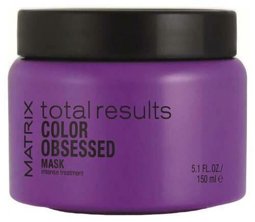 Matrix - Маска Color Obsessed для защиты цвета окрашенных волос, 150мл