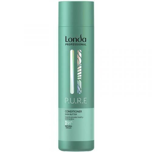 Londa - Кондиционер для естественного сияния волос P.U.R.E. Natural, 250мл