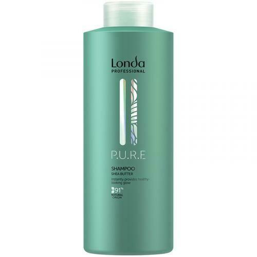 Londa - Шампунь для естественного сияния волос P.U.R.E. Natural, 1000мл