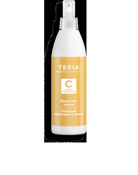 TEFIA - Спрей для прикорневого объема CATCH YOUR SRYLE, 250мл