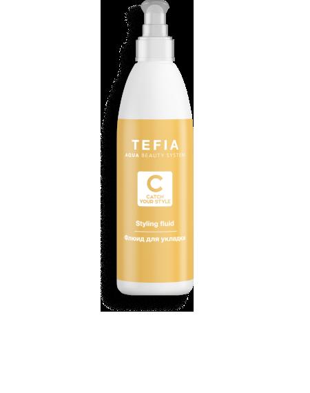 TEFIA - Флюид для укладки CATCH YOUR SRYLE, 250мл