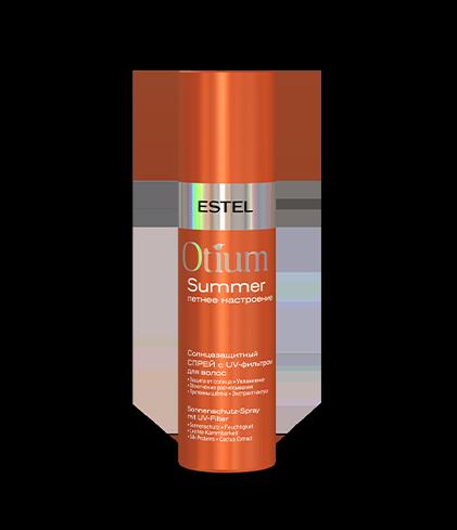 ESTEL OTIUM SUMMER Солнцезащитный спрей с UV-фильтром для волос, 200мл