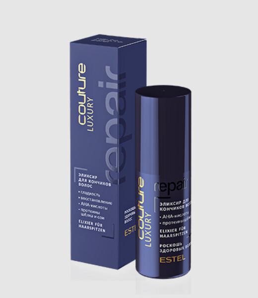Эликсир для кончиков волос ESTEL HAUTE COUTURE LUXURY REPAIR, 50мл