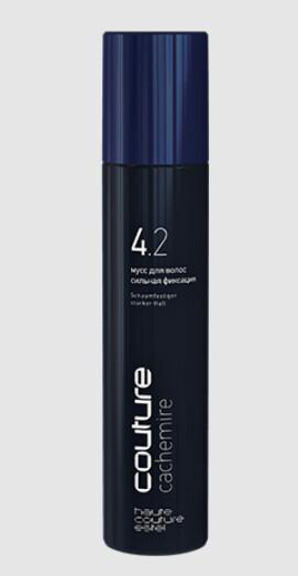 Мусс для фиксации волос CACHEMIRE сильная фиксация ESTEL HAUTE COUTURE, 300мл