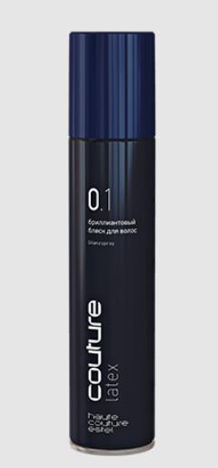 Бриллиантовый блеск для волос LATEX ESTEL HAUTE COUTURE, 300мл