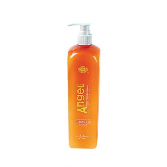 Шампунь для жирных волос Angel Professional, 250мл