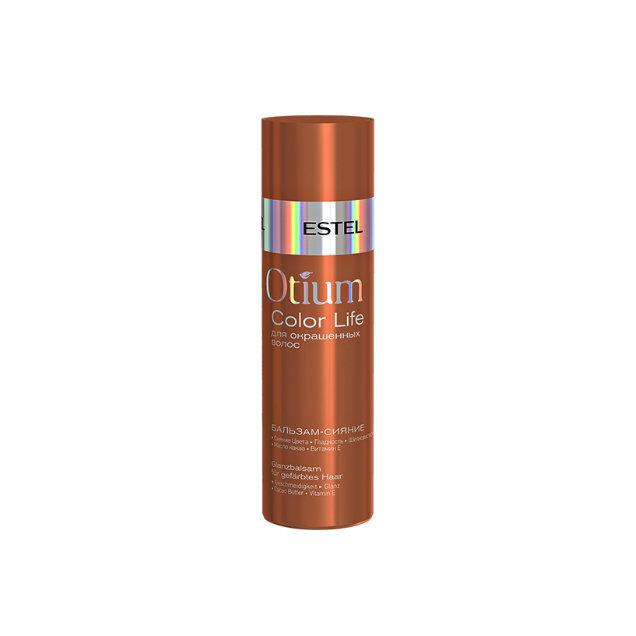 Бальзам-сияние для окрашенных волос ESTEL OTIUM COLOR LIFE, 200мл