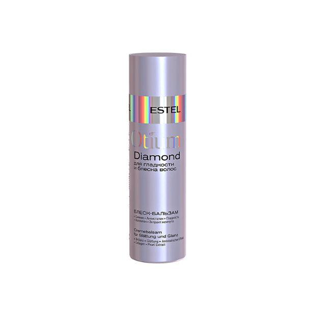 Блеск-бальзам для гладкости и блеска волос ESTEL OTIUM DIAMOND, 200мл